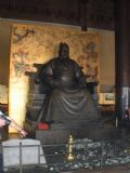 Emperor Ming Tobs in Shangay-Chine , August 2011